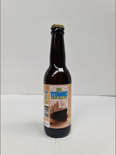 White Star TITANIC IPA 33cl