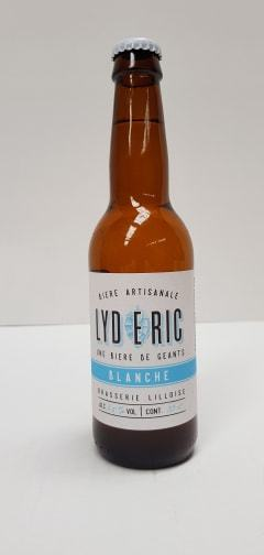 Lilloise LYDERIC BLANCHE 33cl