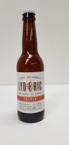 Lilloise LYDERIC TRIPLE 33cl