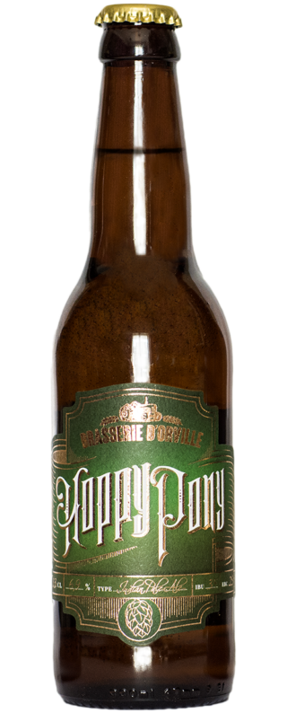 Orville HOPPY PONY IPA 33cl