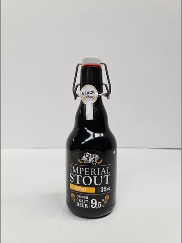 St Germain PAGE 24 IMPERIAL STOUT RUSSIAN 33cl