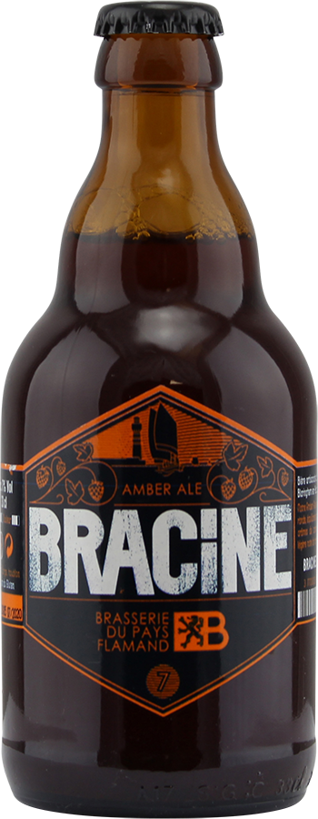 Pays Flamand BRACINE AMBER ALE 33cl